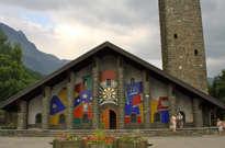 Église Notre-Dame-de-Toute-Grâce du plateau d'Assy -