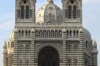 Cathédrale Sainte-Marie-Majeure de Marseille -