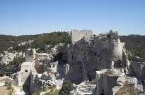 Château des Baux -