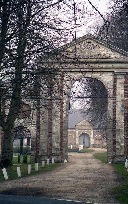 Abbaye de Saint-André-aux-Bois