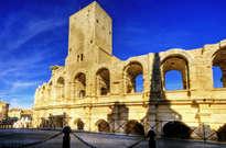 Monuments romains et romans d'Arles -