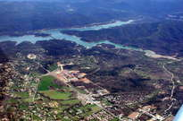 Lac de Saint-Cassien -