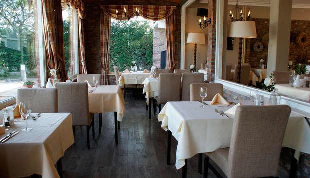 Week-end avec dîner à Noorbeek (à partir de 2 nuits)