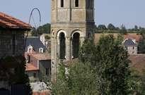 Abbaye Saint-Sauveur de Charroux -