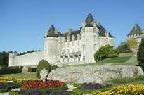 Château de la Roche-Courbon -