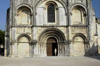 Abbaye aux Dames de Saintes -