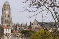 Cathédrale Saint-Pierre de Saintes -