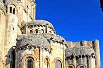 Église Saint-Pierre de Chauvigny -