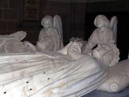 Tombeau de François II de Bretagne