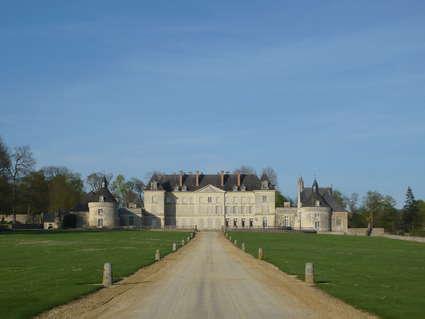Château de Montgeoffroy