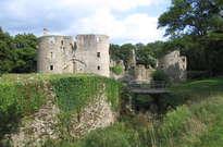 Château de Ranrouët -