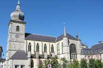 Abbaye de Remiremont -