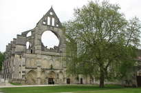 Abbaye Notre-Dame de Longpont -