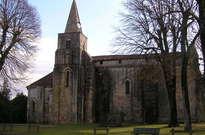 Église Saint-Vivien de Cherves-Richemont -