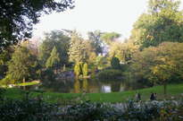 Jardin des plantes d'Angers -