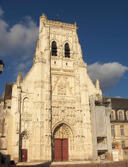 Abbaye de Saint-Riquier