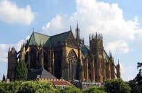 Cathédrale Saint-Étienne de Metz -