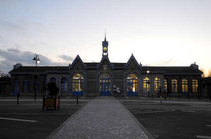 Gare d'Abbeville