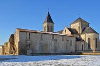 Abbaye Saint-Vincent de Nieul-sur-l'Autise -