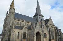 Collégiale Saint-Aubin de Guérande -