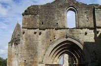 Abbaye de l'Île-Chauvet -