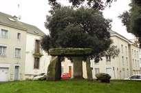 Dolmen des Trois Pierres (Saint-Nazaire) -