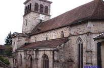 Église Saint-Mansuy de Fontenoy-le-Château -
