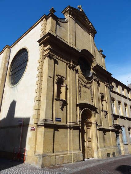 Église des Trinitaires