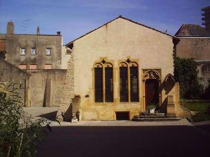 Chapelle de la Miséricorde de Metz