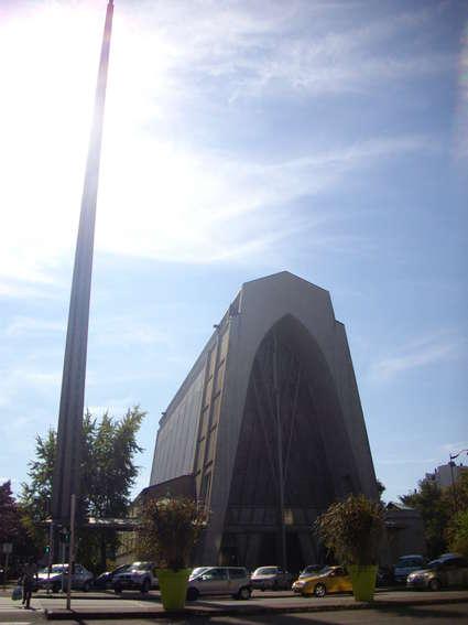 Église Sainte-Thérèse-de-l'Enfant-Jésus de Metz