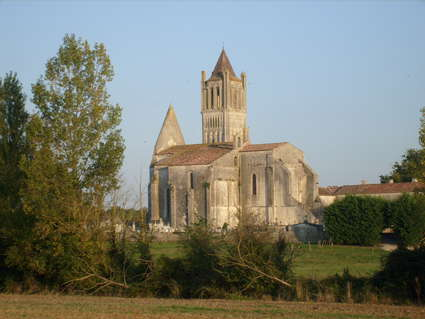 Abbaye de Sablonceaux