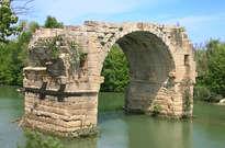 Pont Ambroix -