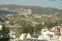 Château fort de Lourdes -