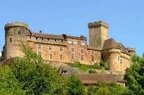 Château de Castelnau-Bretenoux -