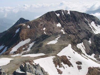Pic de Montcalm