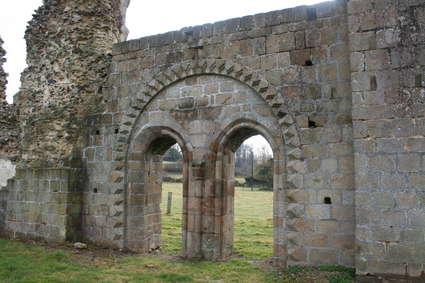 Abbaye de Savigny