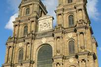 Cathédrale Saint-Pierre de Rennes -
