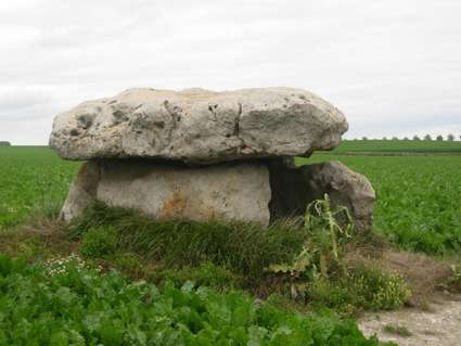 Dolmen de la Pierre Couverte