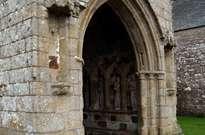 Chapelle de Kermaria an Iskuit -