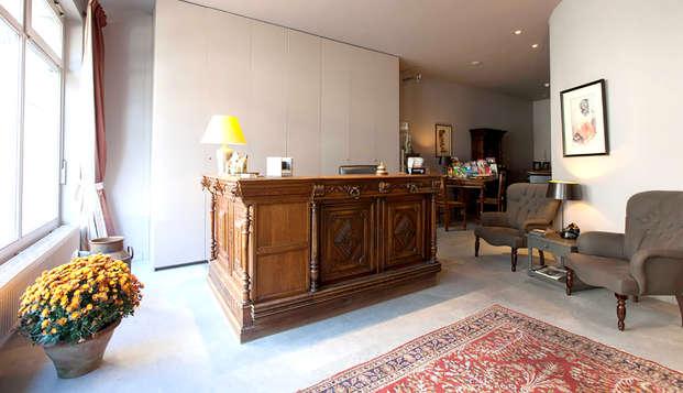 Hotel Boterhuis - Reception