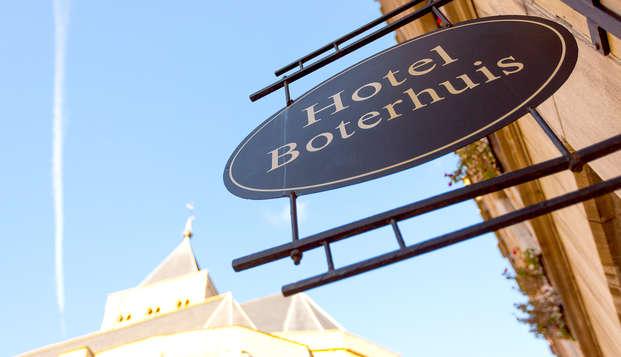 Hotel Boterhuis - Front