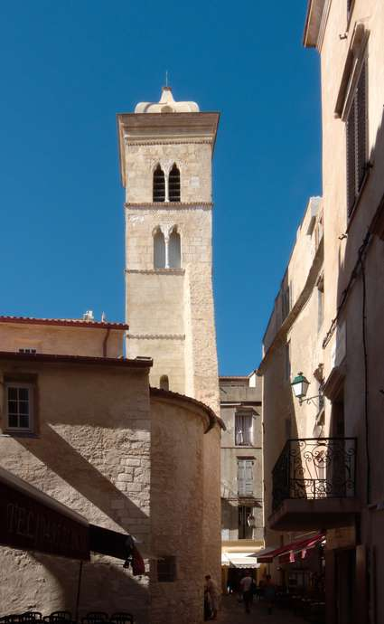 Église Sainte-Marie-Majeure de Bonifacio