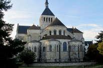 Abbaye de Saint-Benoît-sur-Loire -