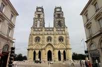 Cathédrale Sainte-Croix d'Orléans -