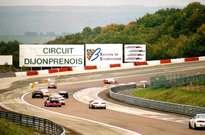 Circuit automobile de Dijon-Prenois -