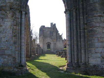 Abbaye de Saint-Évroult