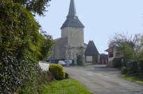 Église Saint-Jean-Baptiste de Larbey -