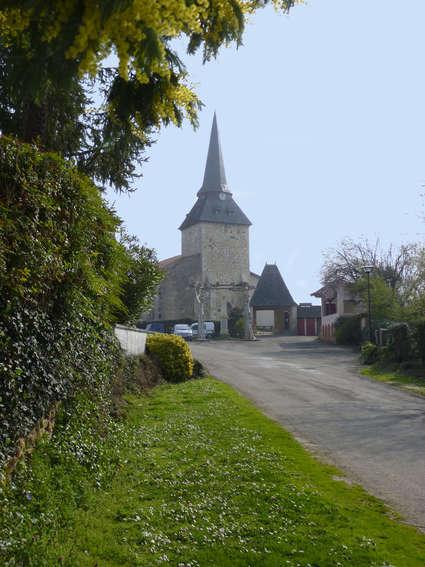 Église Saint-Jean-Baptiste de Larbey