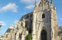 Collégiale Saint-Aignan d'Orléans -