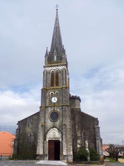 Église Saint-Martin de Pouillon